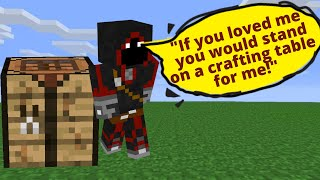 Bad Not Understanding The Crafting Table Meme For 7 Minutes And 38 Seconds Youtube
