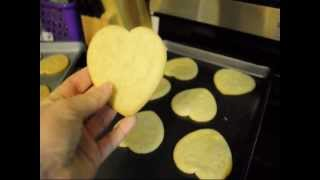 How To Make: Cake Mix Cut Out Cookies