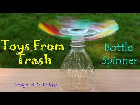 Bottle Spinner | English