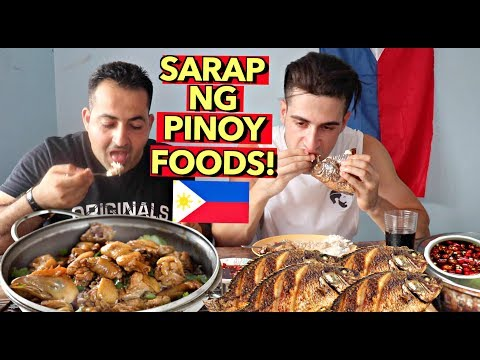 Cooking PANG-MAYAMAN Style FILIPINO ADOBO & CRISPY TILAPIA!! MASARAP! 🤤