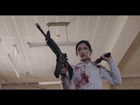 TAG/リアル鬼ごっこ (2015) - School Shooting Scene (1080p)