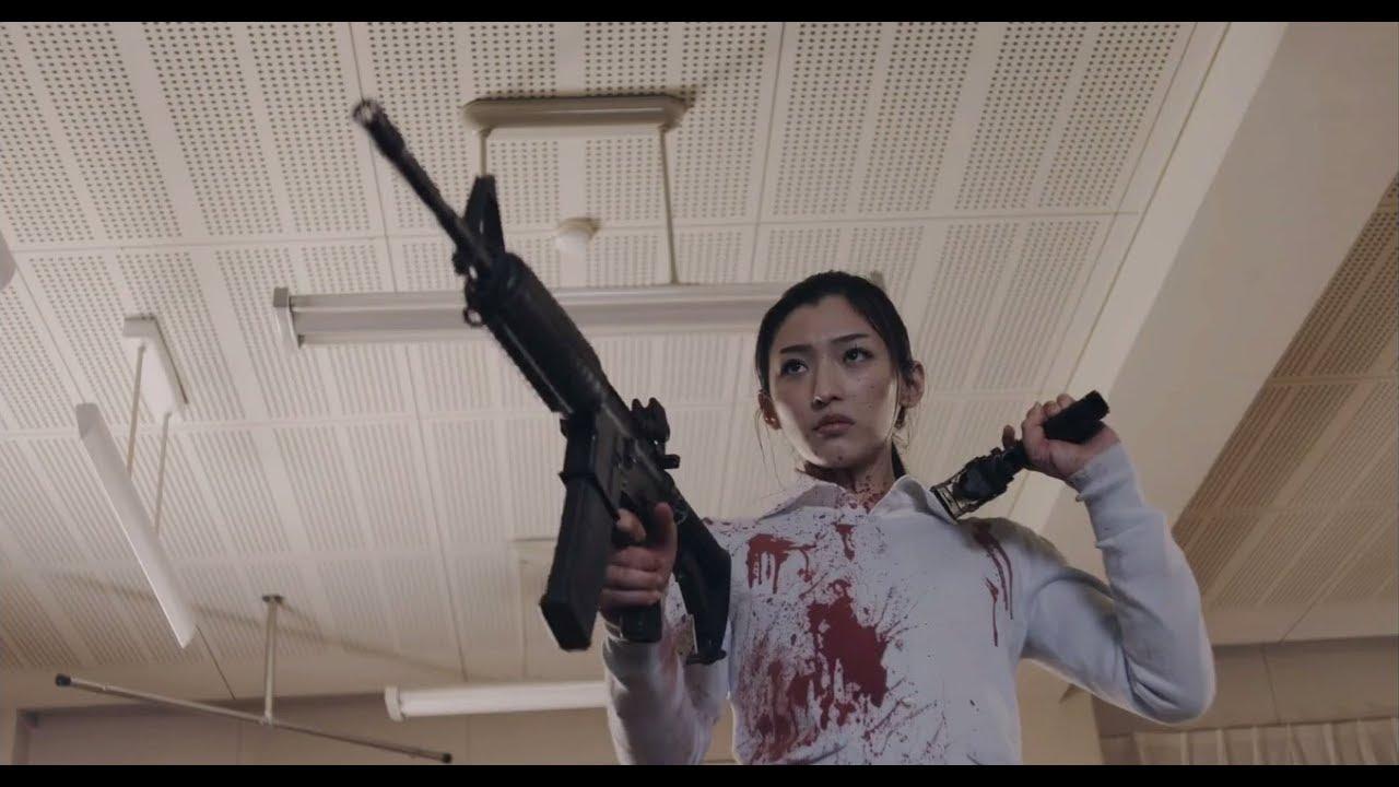 Download TAG/リアル鬼ごっこ (2015) - School Shooting Scene (1080p)