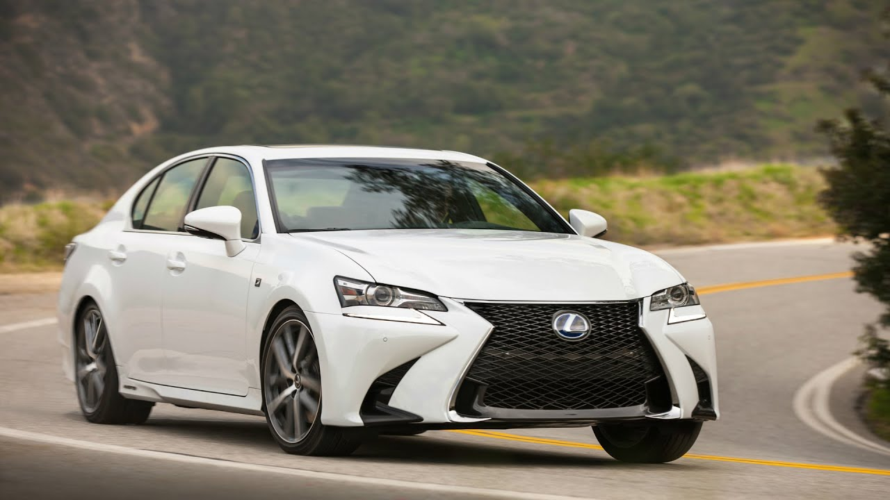 2016 lexus gs 450h f sport interior exterior and drive youtube. Black Bedroom Furniture Sets. Home Design Ideas
