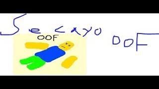 Roblox de cayo tutorial de como decirle a roblox