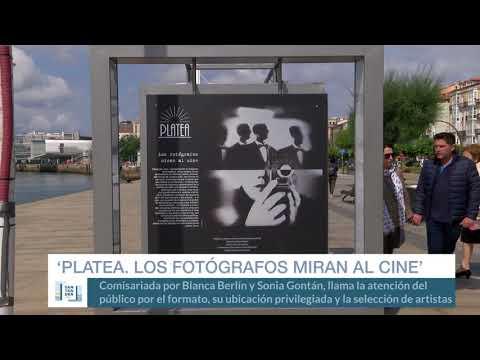 Exposición 'Platea. Los fotógrafos miran al cine'