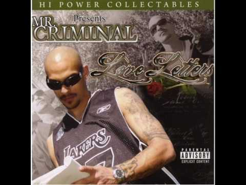 Mr Criminal - Dedicated To You