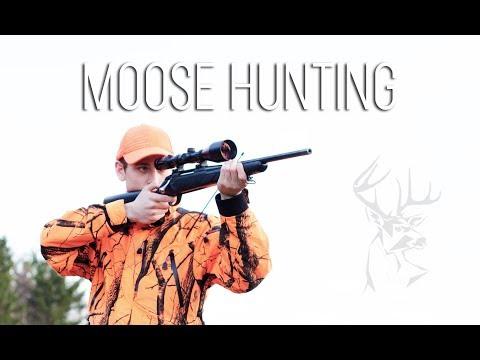 NH: Hirvijahti | Moose Hunting In Finland | 2015