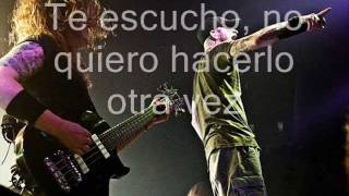 All That Remains - Hold On - Subtitulos En Español