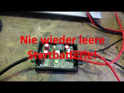 WCS Goch: Starterbatterie