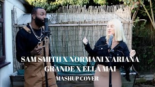 Sam Smith Normani Dancing With A Stranger Ariana Grande Ella Mai J-Sol Ebru Ellis Cover.mp3