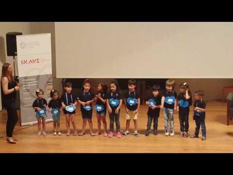Jardim de Infância de Tagilde - Coração Azul - Queremos Ajudar os Animais