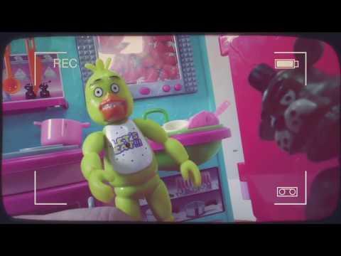 FIVE NIGHTS AT FREDDY'S Видеоблог: жизнь аниматроников. Часть 1. 13+