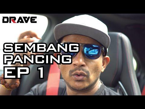 Gear Ratio Reel Pancing - SEMBANG PANCING PREMIERE Ep 1