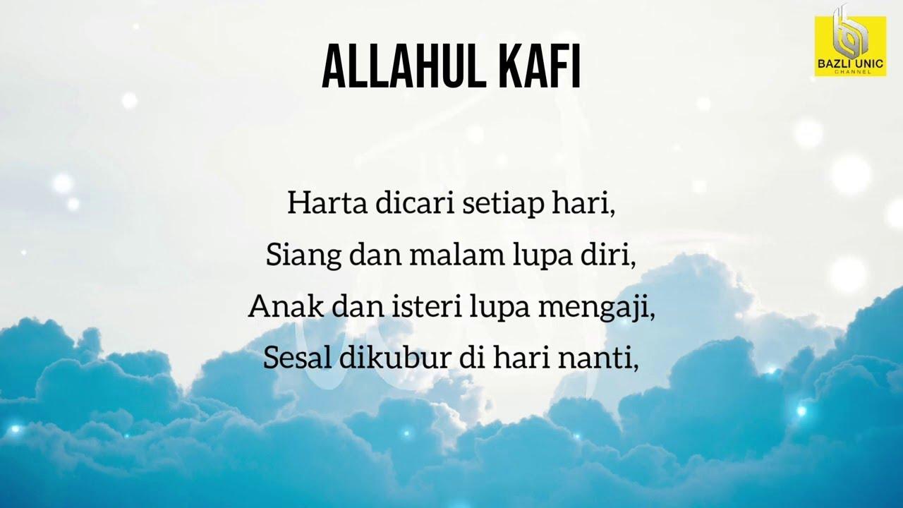 Download ALLAHUL KAFI (VIRAL SONG TIKTOK 2020) - BAZLI UNIC