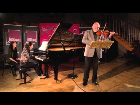 "Beethoven : Sonate ""Le Printemps"", par Patrice Fontanarosa"