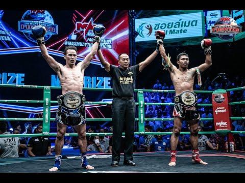 MUAY THAI FIGHTER - วันที่ 13 Jan 2020