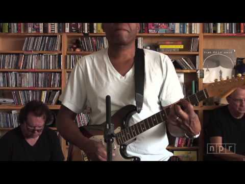 Robert Cray: NPR Music Tiny Desk Concert