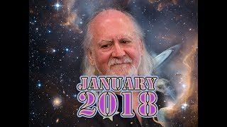 Rick Levine Astrology Forecast for January  2018