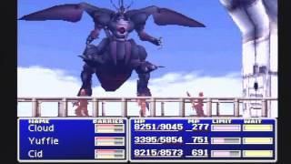 My New Channel Plus Mini Final Fantasy VII Review