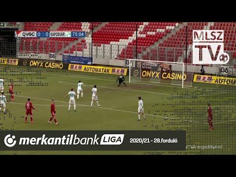 DVSC - Kaposvári Rákóczi FC | 2-0 (0-0) | Merkantil Bank Liga NB II. | 28. forduló thumbnail