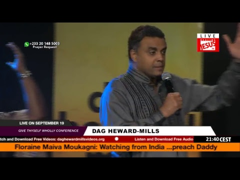 WATCH THE GIVE THYSELF WHOLLY CONFERENCE, LIVE FROM THE PARIS, FRANCE - SESSION 3