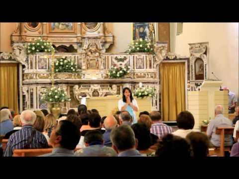 Chloé Hurst live in Civitanova del Sannio: Signore ascolta (Turandot)-G. Puccini
