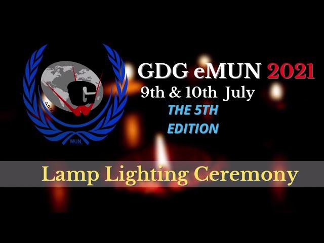 eMUN 2021 Opening Ceremony