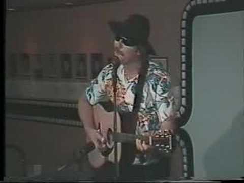 Comedian Denny Johnston