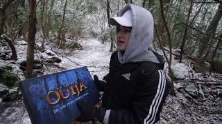 SCARIEST OUIJA Board in The Aokigahara Japanese  Forest! (Warning)