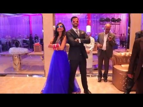 RohChet Dhating Dhating Dhating Naach Reception Entrance
