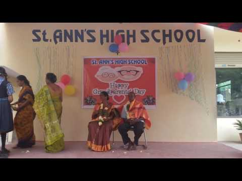 St anns high school. Vanasthalipuram.