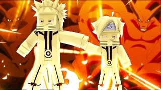Minecraft: BORUTO - BORUTO E NARUTO CHAKRA DA KURAMA #52