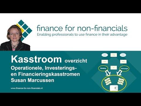 Kasstroom overzicht door Finance for Non-Financials