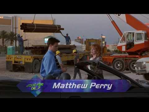 ¿Qué fue de... Matthew Perry?