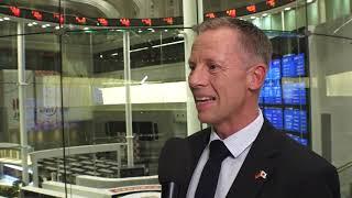 """Asiens Jahrhundert: """"Wer die Seidenstraße beherrscht, beherrscht den Welthandel"""", so Carsten Wanner"""