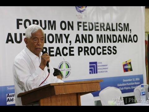 Forum on Federalism