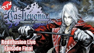 (redif live) Castlevania Harmony of Dissonance Let's play FR - épisode Final - 200%