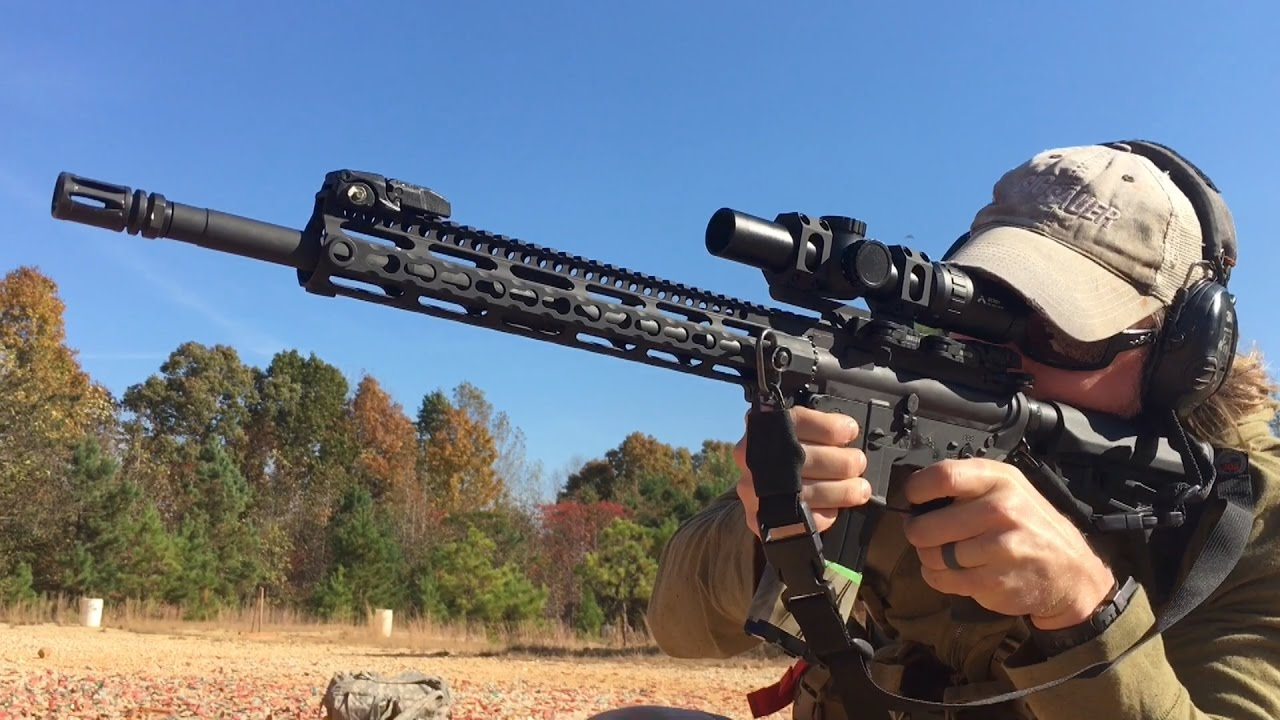 Anderson AR-15 Review: Low Expectations, High Performance (Model AM-15)