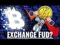 Crypto Exchange Shutdown FUD