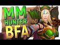 UNDOING Legion? NEW Marksmanship Hunter Direction in Battle for Azeroth Alpha