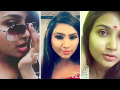 serial nandhini myna new Dubsmash tamil tagged videos on