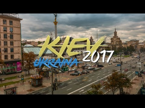 Travel to Ukraine(Kiev)2017/with drone footage