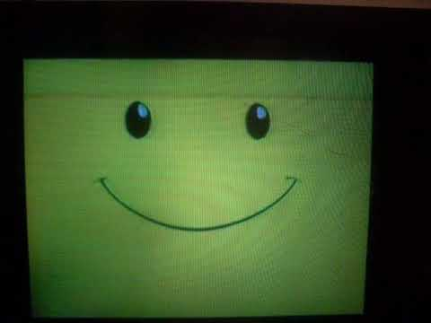 Nick Jr Face Sings We Are Looking For Blue's Clues UK Version