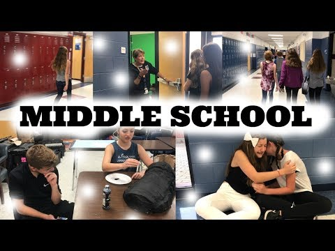 MIDDLE SCHOOL Expectation Vs Reality!