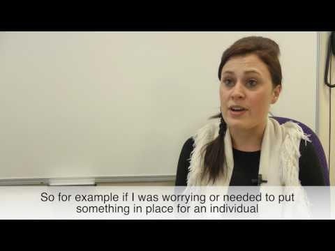 Service Stories: Educational Psychology