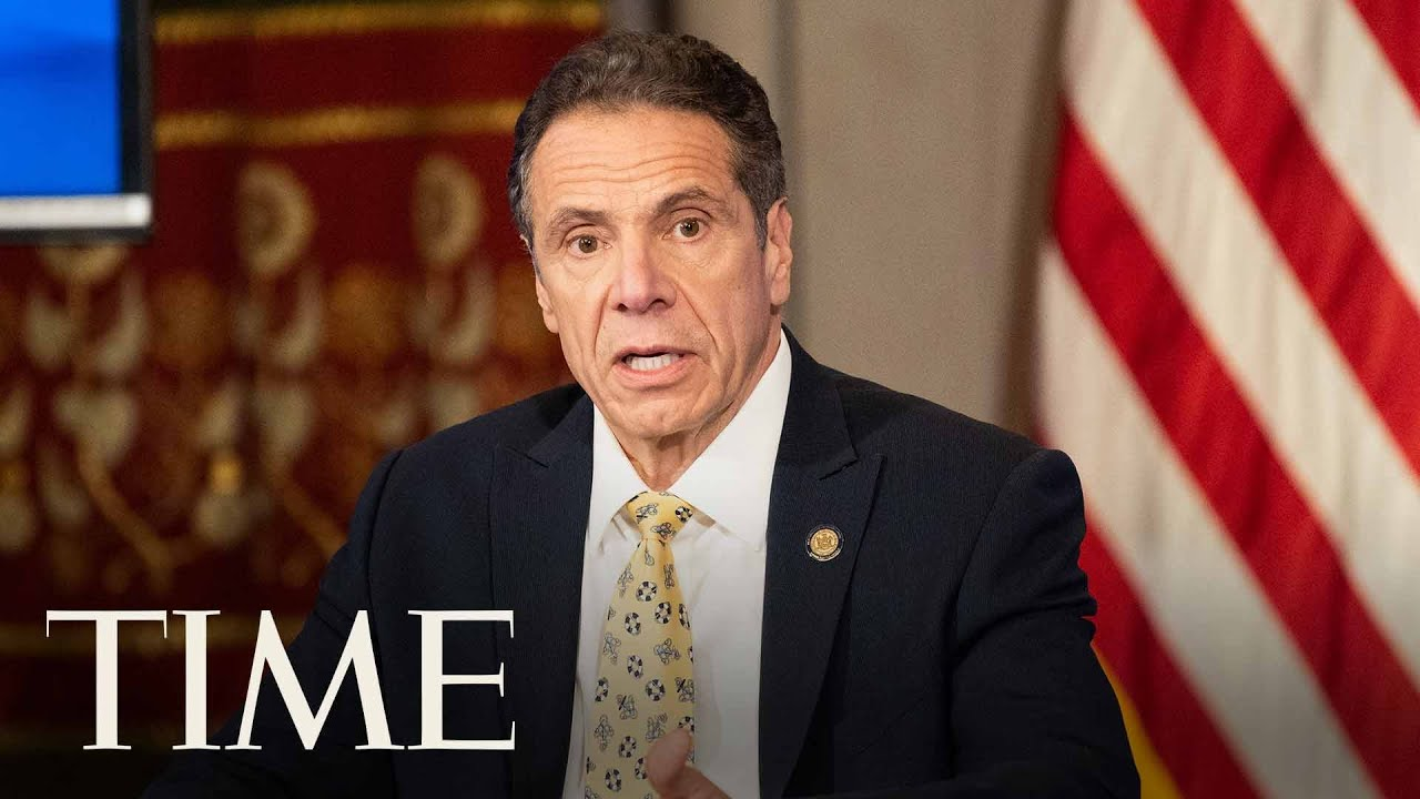 New York Governor Andrew Cuomo Delivers Briefing On Covid 19 Time Youtube