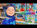 PJ Masks CATBOY SAVE THE DAY in SPECIAL MISSION Save Toy in BEST Toy Store!