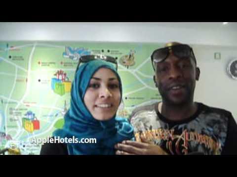 Best Hotels in Kuala Lumpur - Apple Hotel Guest From France