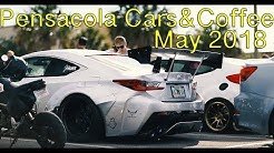 Pensacola Cars And Coffee - May 2018