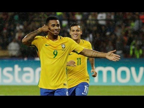 Download Venezuela Vs Brazil (0-2) All Goals + Highlights - 2018 World Cup Qualification (CONMEBOL)